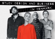 in Denmark Study Design and Business - VIA University College