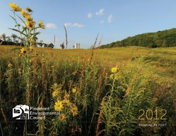Download The Piedmont Environmental Council 2012 Annual Report