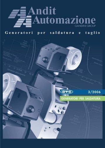 Catalogo OTC_generatori - Andit Automazione Spa