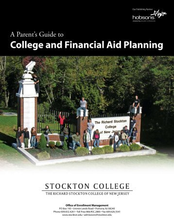 College and Financial Aid Planning - CollegeView