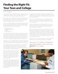 College and Financial Aid Planning - CollegeView - Page 7