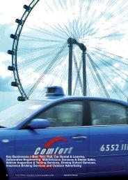 Key Businesses > Bus, Taxi, Rail, Car Rental ... - ComfortDelGro