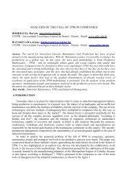 auto-instruções para publicação nos anais do 2 cobef - UTFPR