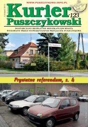 Prywatne referendum, s. 4 - Stowarzyszenie Przyjaciół Puszczykowa