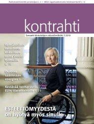 3/2010 (pdf) - Senaatti-kiinteistöt