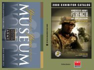 2008 EXHIBITOR CATALOG - Annual Meeting Exhibitor Catalog Entry