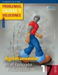 Agrietamiento - Instituto Mexicano del Cemento y del Concreto
