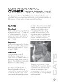 COMP ANION ANIMALS GUIDE - Bega Valley Shire Council - Page 3