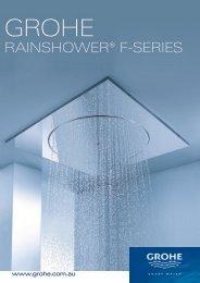 RAINSHOWER® F-SERIES