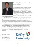 website version 2 - DeVry - Kansas City - DeVry University - Page 3