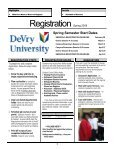 website version 2 - DeVry - Kansas City - DeVry University - Page 4