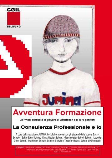 Avventura Formazione - CGIL-Bildungswerk eV