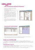teklynx - WAM Service GmbH - Page 2