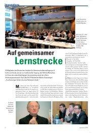 Auf gemeinsamer Lernstrecke - Deutsches Institut für ...