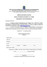 00014/2008 Pregão Eletrônico - Compras e Contratações Públicas ...