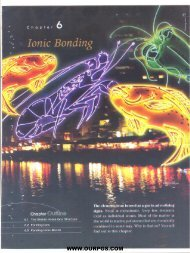 Chapter 6. IONIC BONDING - Ourpgs.com