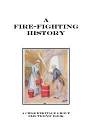 Fire-fighting history - CIBSE Heritage Group Website