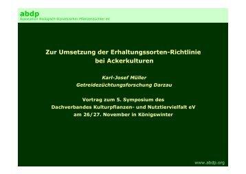 PDF-Datei - Dachverband Kulturpflanzen