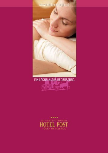 hotel prospekt - Hotel Post