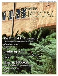 Vol 10 Issue 2 Educational Pathways - Tallahassee Community ...