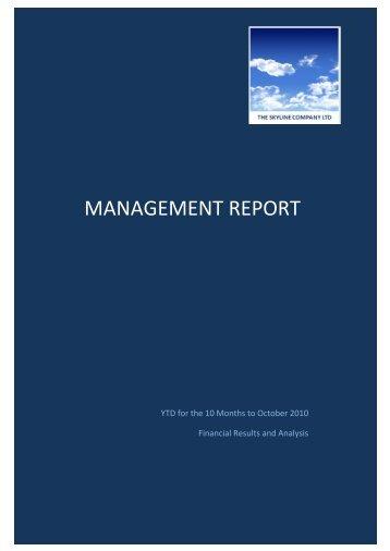 Sample Management Pack.xlsm - Recenseo