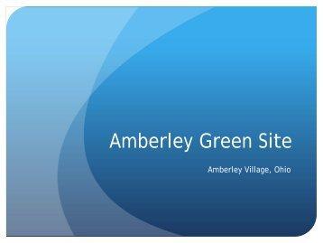 Amberley Green Site - Hamilton County, Ohio