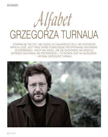 Strona 40-44 - Alfabet GRZEGORZA TURNAUA - Wittchen