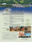 2013 Golf Brochure - Cragun's Resort on Gull Lake - Page 3