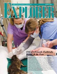 DH Outreach Extends from A to Zoo - UMKC School of Dentistry ...