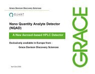 Nano Quantity Analyte Detector (NQAD) - Teknolab AS