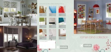 Roman blind Collection - Amo Blinds