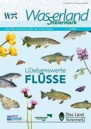 Broschüre - Wasserland Steiermark