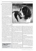 Fukosidos hos engelsk springer spaniel Gener, etik ... - Doggy Rapport - Page 4