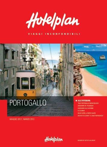PORTOGALLO - Travel Operator Book