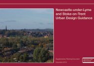 The Urban Design SPD (PDF 13Mb) - Newcastle-under-Lyme ...