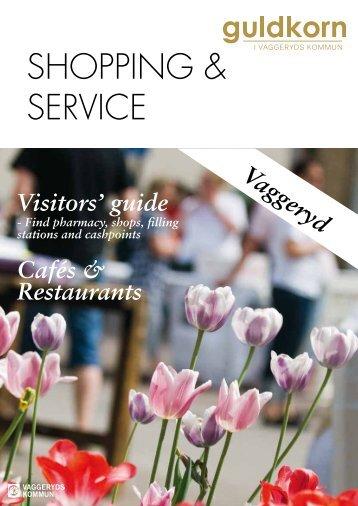 SHOPPING & SERVICE - Vaggeryds kommun