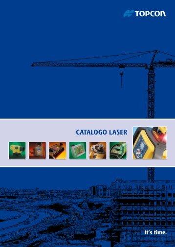 CATALOGO LASER - Topcon Positioning