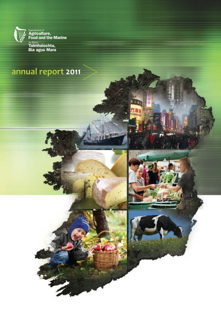 annual report 2011 - Department of Agriculture