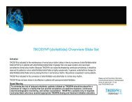 TIKOSYN - ACC/AHA Guidelines for the Management of Patients With