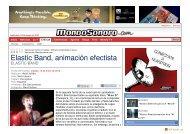 Concierto de ELASTIC BAND en Sala Sala López Zaragoza ...
