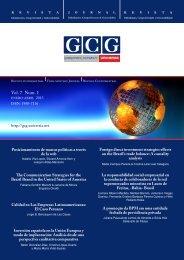 Vol. 7 Num. 1 - GCG: Revista de Globalización, Competitividad y ...