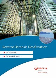 Reverse Osmosis Desalination - Veolia Water Solutions ...