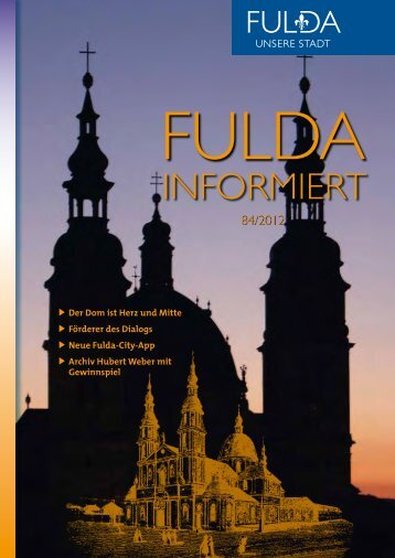 Fulda Informiert Nr. 84 - in Fulda