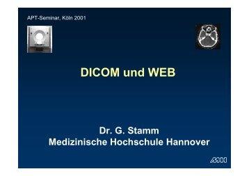 DICOM und WEB