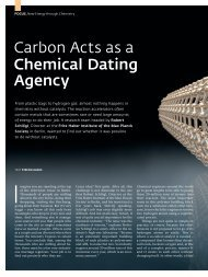 Carbon Acts as a Chemical Dating Agency - Max-Planck-Gesellschaft