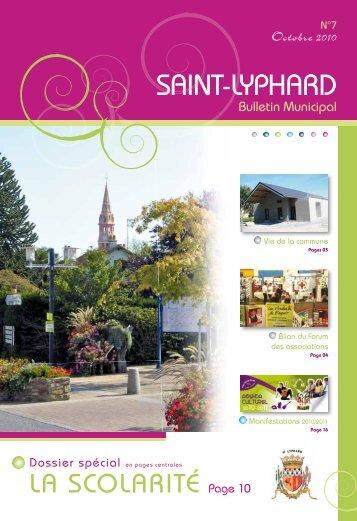 SAINT-LYPHARD SAINT-LYPHARD - Mairie de Saint-Lyphard