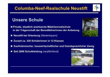 Konzept als pdf - Columba-Neef-Realschule