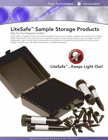 Download Product Literature - Argos Technologies