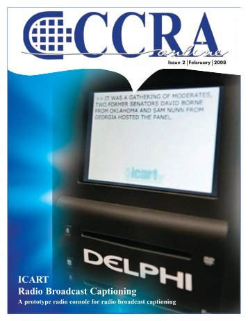 February 2008 - California Court Reporters Association