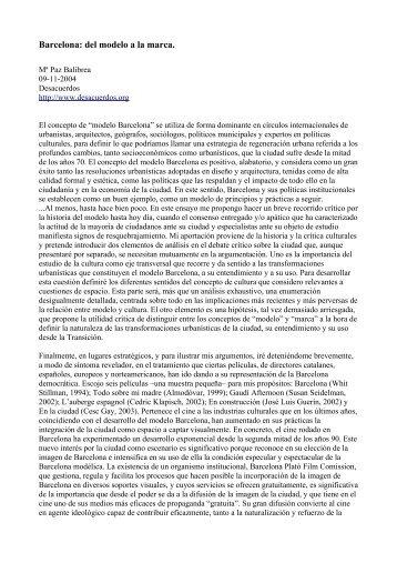 Barcelona, del modelo a la marca, desacuerdos.pdf